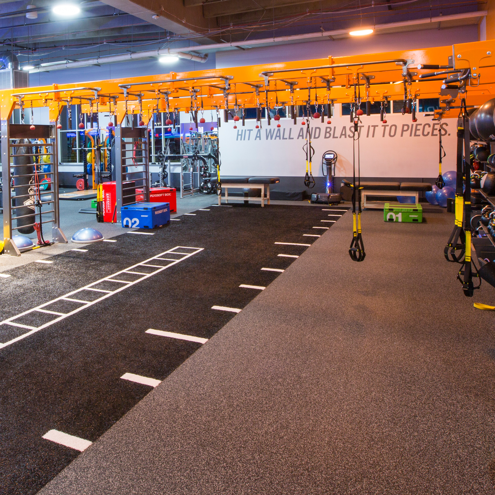 Signature Training Area