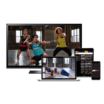 Crunch Live Online Workouts